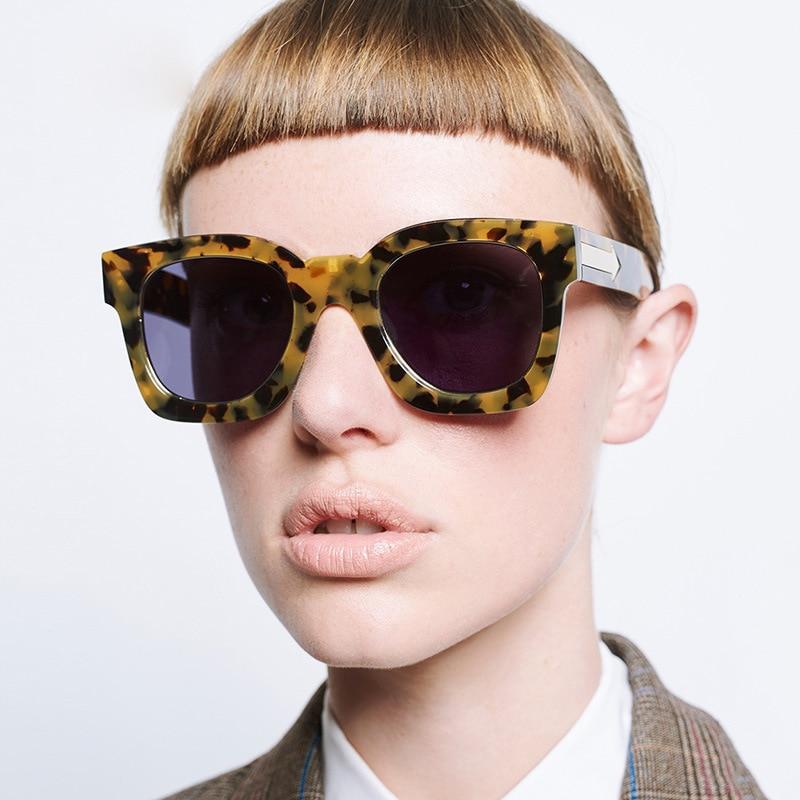 c4eaaeee9aac91 JackJad 2018 Mode Cool Carré Style Flèche PABLO lunettes De Soleil Femmes  Hommes Vintage Brand Design