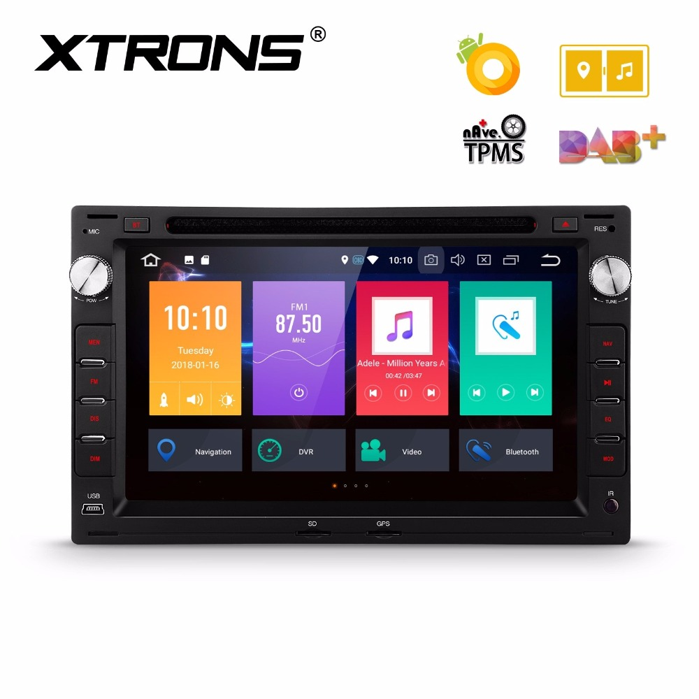 Android 8.0 OS 7 Car DVD Multimedia GPS for Skoda Superb 2001-2008 & Octavia 1997-2004 & Fabia 1999-2003 with 4GB RAM 32GB ROM