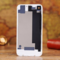 Wholesale! Glass Battery Back Housing Cover for iPhone 4S Black/White Free Shipping