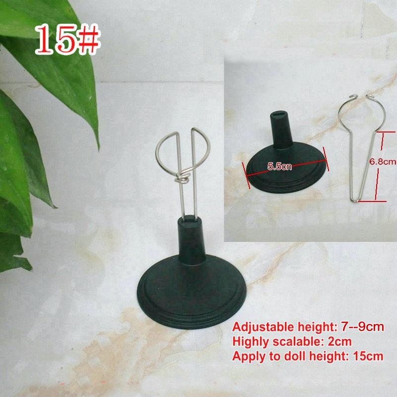 (12pcs / tucet) Dolls Pribor Specijalni potporni stalak za 15 - 45cm - Lutke i pribor - Foto 2