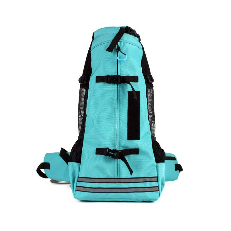 Good Quality New Waterproof Anti scratch Nylon Material Pet Carrier Backpack Dot Cat Carriers for Outdoor Travel in Backpacks from Luggage Bags