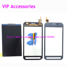 Original G388 LCD Touch Panel Für Samsung Galaxy Xcover 3 SM-G388F G388 G388F LCD Display Touchscreen Digitizer Mit WERKZEUGE