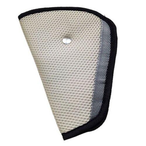 Children Kid Car Safety Harness Adjuster Seat Belt Seatbelt Strap Clip Cover Pad 4 Colors
