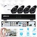 KKmoon 4CH Sistema de Câmera de Segurança 960 H D1 DVR 700TVL À Prova D' Água DVR 4 pcs 700TVL IR Ao Ar Livre Câmera de Segurança Em Casa Câmera de CCTV Kit