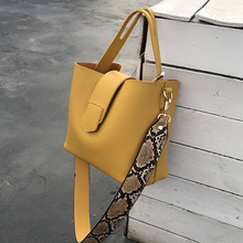 Bolsa feminina de couro, nova bolsa de ombro feminina, tamanho grande, bolsa transversal, casual, 2019