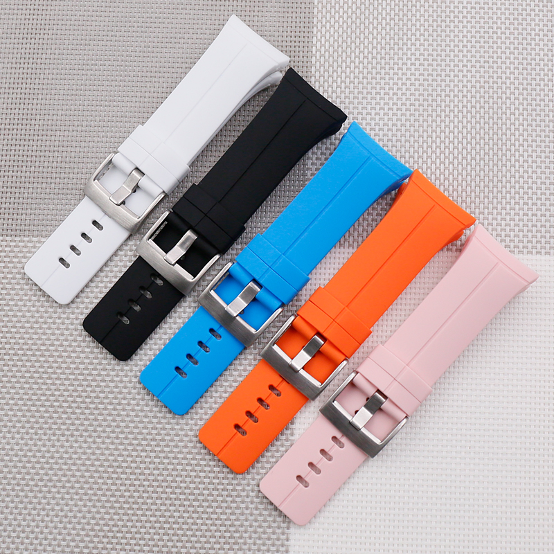 Watch Accessories For SUUNTO Spartan Ultra Silicone Replacement Strap Men's Watch Strap цены