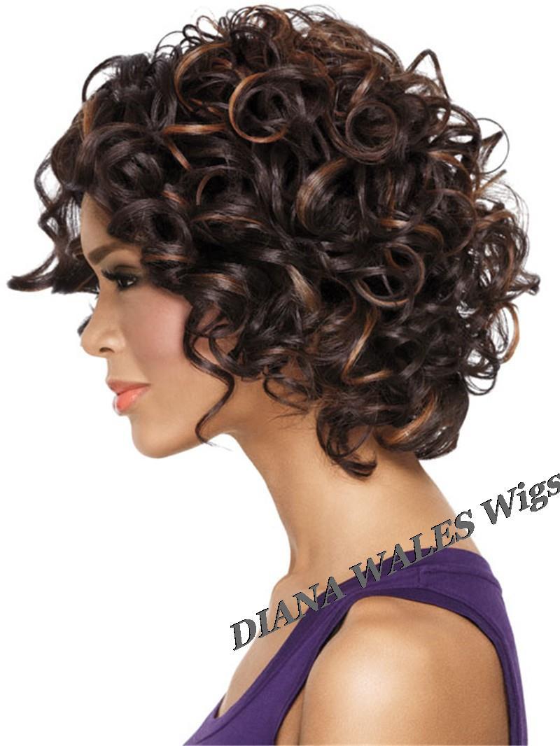 comprar productos para el cabello rosa rizado rizado corto peluca sinttica para frica americano negro mujeres sexy short negro marrn