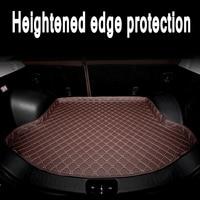 ZHAOYANHUA Custom fit Erhöhte seite auto Stamm matten für Buick Enclave Envision Regal Lacrosse