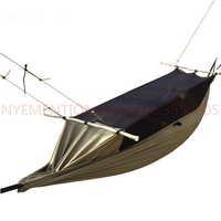 camping hiking outdoor multifunctional portable ground anti mosquito insects wear tear tent wear resisting hammock 1pcs