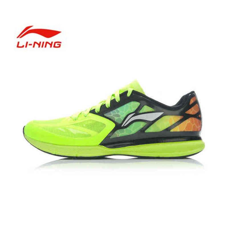 Prix pour Li Ning d'origine chaussures de course des hommes d'été Super léger 11 Athletic Chaussures pour hommes Respirant chaussures de Sport Hommes ARBJ009