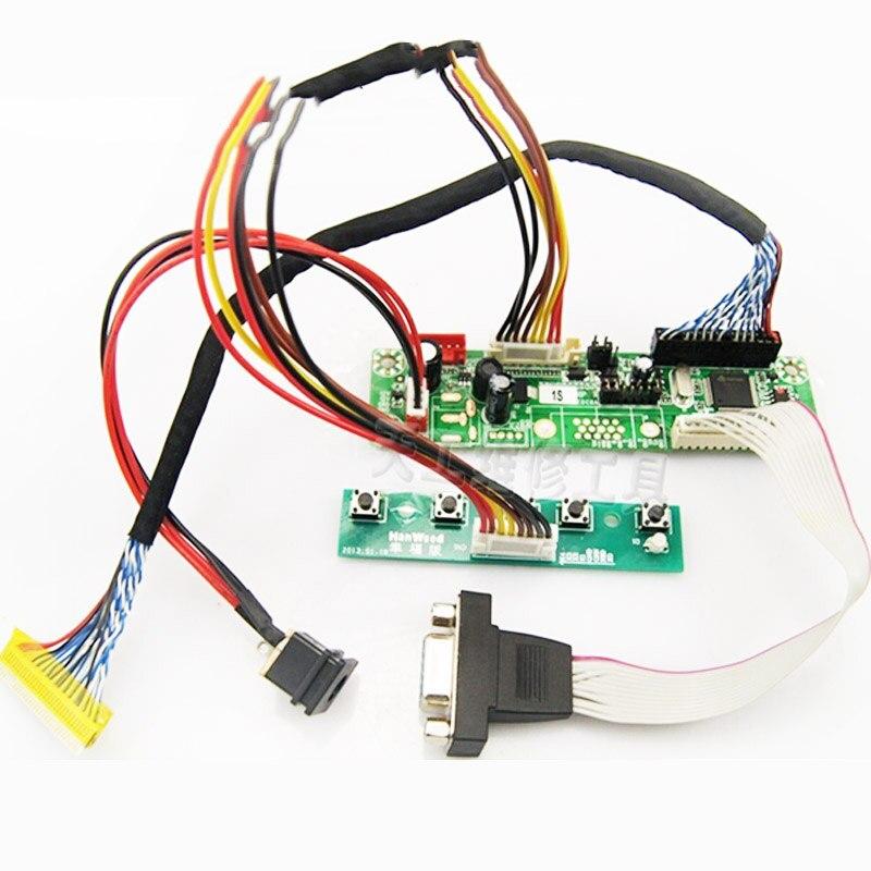 Бесплатная доставка Программирование универсальных драйвер платы общие комплект для 12-42 ЖК-дисплей ТВ и экран ноутбука