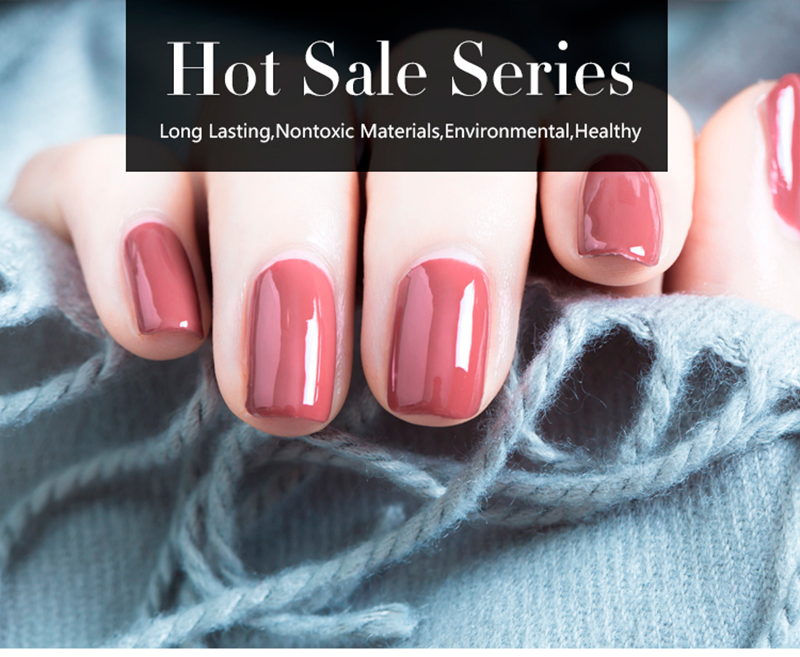 New arrival Pure gel polish  (1)