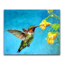 diamond paintings new arrivals Hummingbird diamant painting accessoires birds Embroidery Mosaic Diamond art