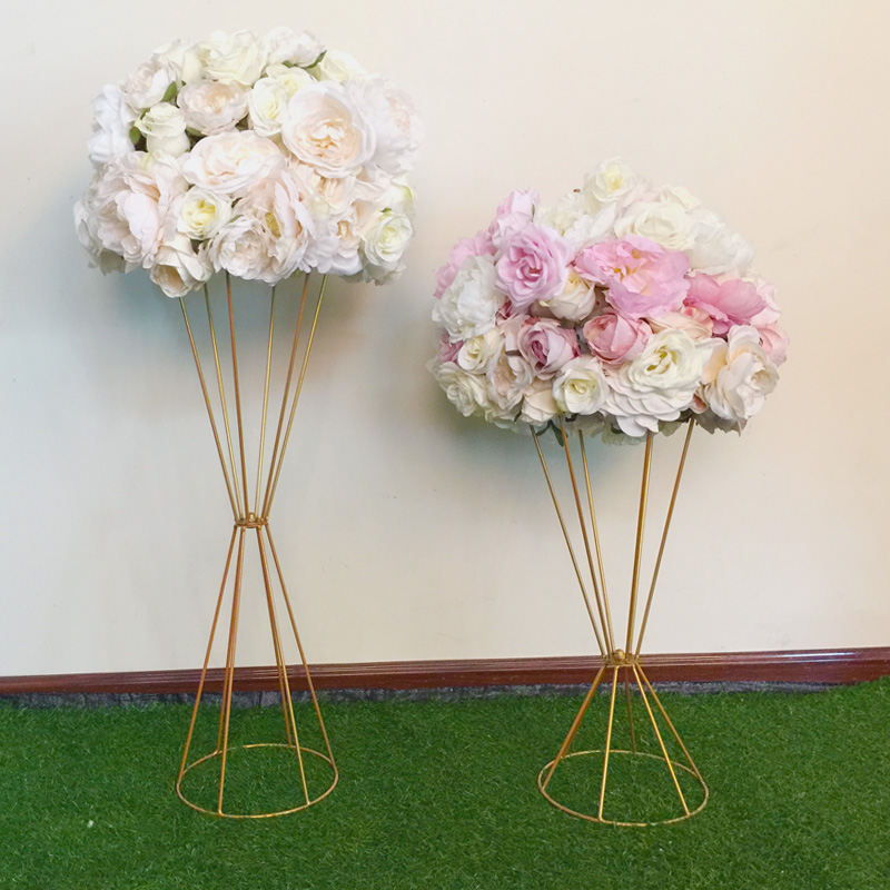 Heymamba 30pcs wedding table centerpiece flower stand for wedding heymamba 30pcs wedding table centerpiece flower stand for wedding centerpiece decoration diy road leads props in party diy decorations from home garden on junglespirit Images