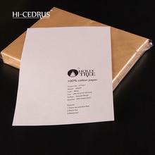 36 г безупречное качество 210*297 мм A4 канцелярские бумаги 100% хлопок с цвет волокна CYT001