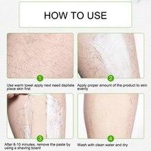 Hair Removal Cream Mild And Non-Irritating Nourishing Skin D