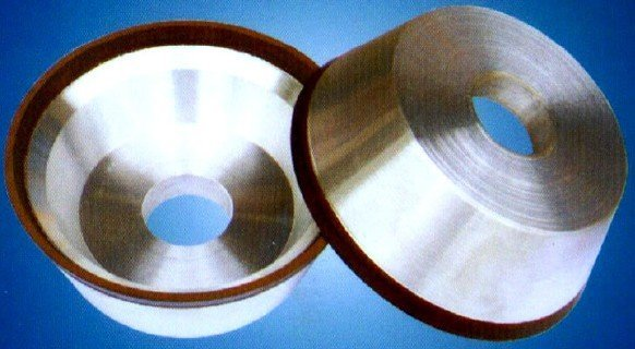11V9 Resin Bond Diamond / CBN Grinding Wheels 100 X 3/7 X 20 D126 - C75