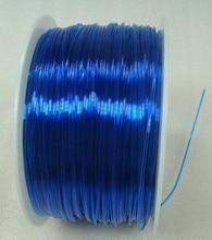 3d printer PC(Polycarbonate) filament 1.75mm 1kg plastic Rubber Consumables Material MakerBot/RepRap/UP/Mendel