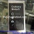 Para Samsung Galaxy Note 2 3 4 N7100 5 A3 A5 A7 E7 refrescar frontal LCD fábrica etiqueta de protector de pantalla táctil película nuevo teléfono