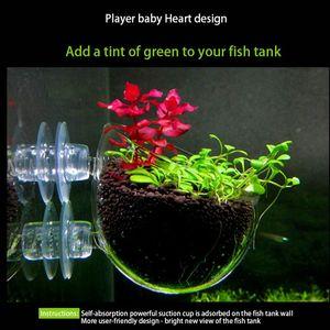 Семена аквариума водные горшки для травы легкие водные живые растения Аквариум Украшение ландшафт орнамент
