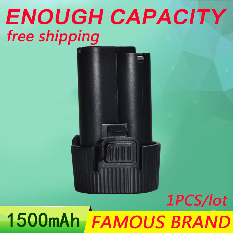 Golooloo 1500mAh for Makita BL1013 Power Tools Rechargeable Battery HP330D 194550-6 194551-4 195332-9 BL1014 DF330D