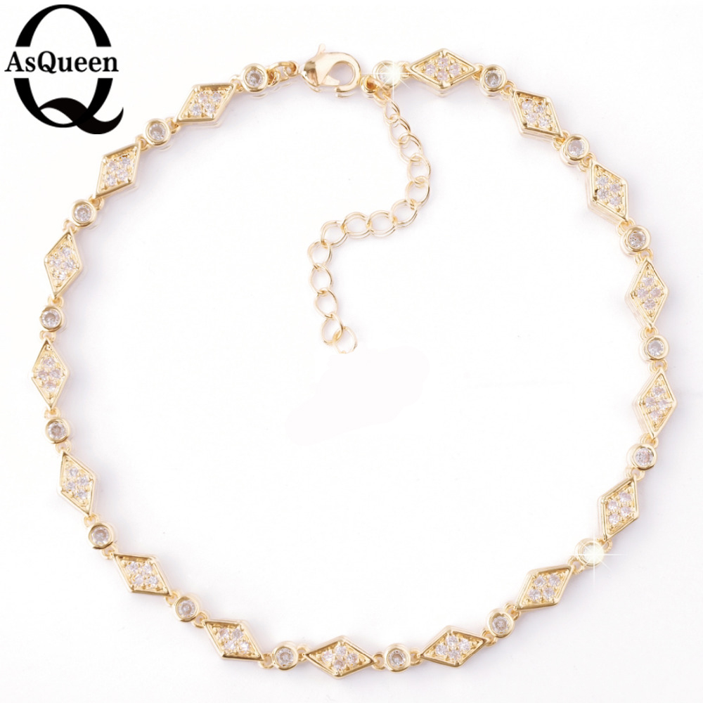 575d465dfa835 Fashion Rhinestone Choker Crystal Statement Necklace Women Arabella Choker  2017 Chunky Necklace Collier Wedding jewellery-in Choker Necklaces from ...