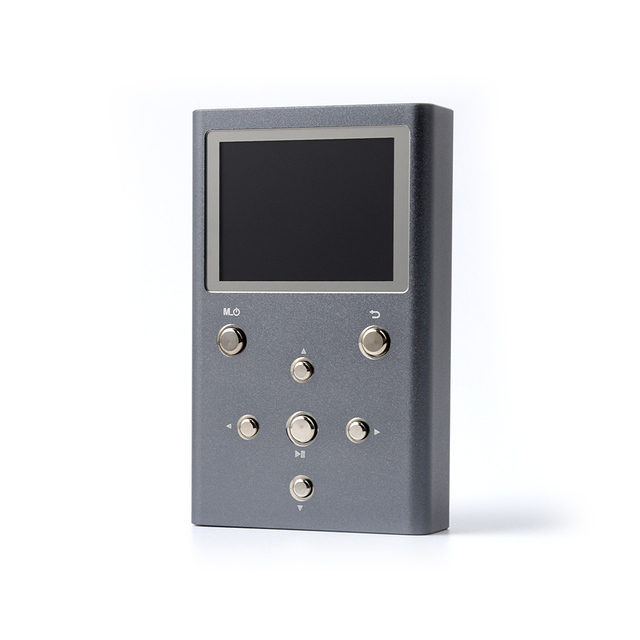 F 。オーディオ XS03 3.5 ミリメートルバランス HiFi ロスレス音楽プレーヤーデュアル AK4493EQ OPA1612 + THS4151 DSD256 AK4493 DAP オーディオ MP3 プレーヤー