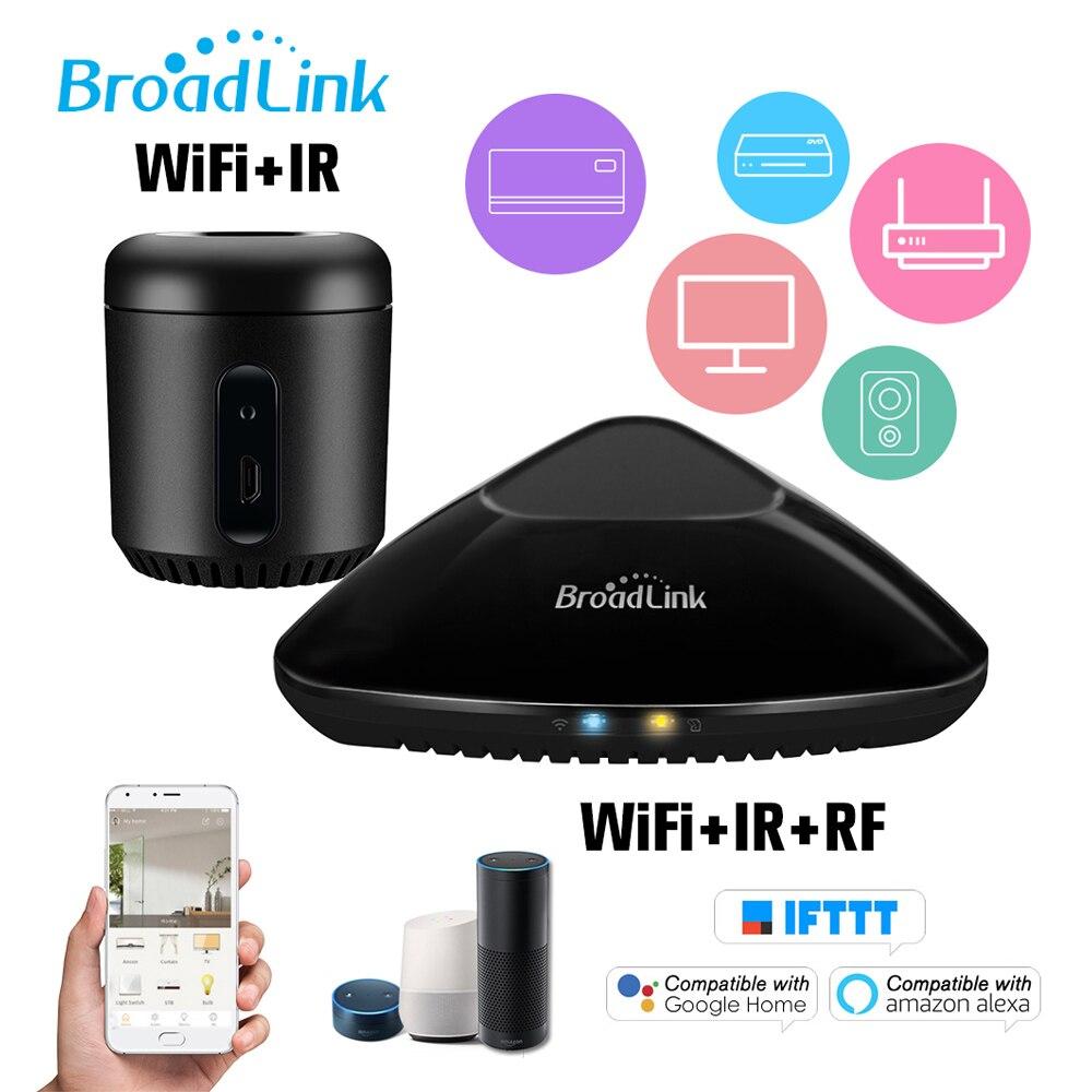 Broadlink RM Pro RM33 RM Mini3 IR + RF + WiFi + 4G przełącznik przełącznik domu uniwersalny inteligentny pilot aplikacji zegar sterujący dla Alexa w Moduły automatyki domowej od Elektronika użytkowa na AliExpress - 11.11_Double 11Singles' Day 1