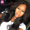 Spring Queen Hair With Frontal Brazilian Hair Weave Bundles With Closure Body Wave Ear To Ear Lace Frontal Closure With Bundles