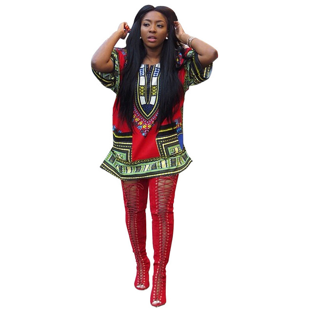 Aliexpress.com : Buy African dresses for women in african clothing ...