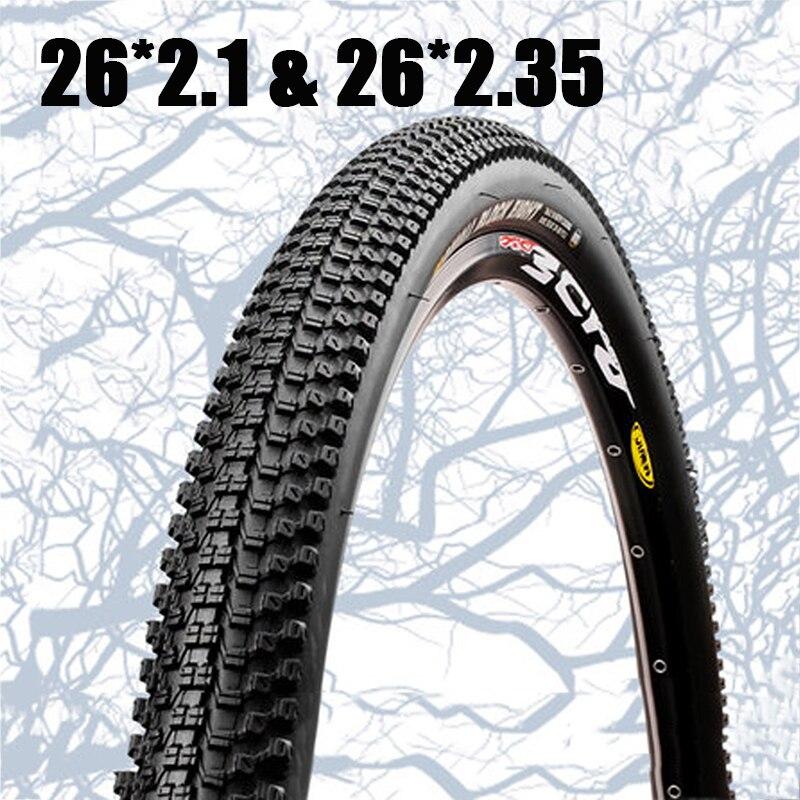 26*2.1/26*2.35 pouces petit bloc huit K1047 pneu de vélo pneu de montagne vélo de route pliant pneus livraison gratuite