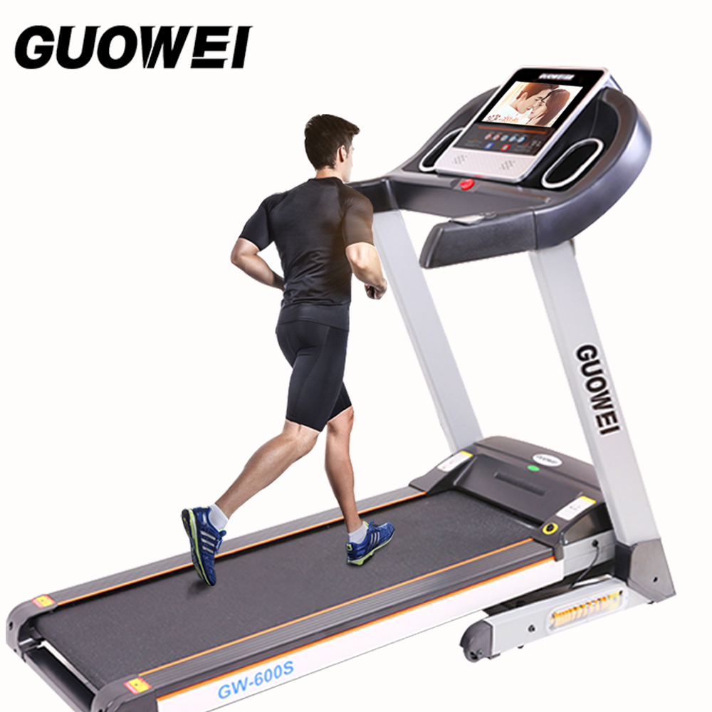 2017 Electric Treadmill For house Fitness Equipment For Weight Loss Exercise Equipment Running Machine Fitness Running Machine ancheer new folding electric treadmill exercise equipment walking running machine gym home fitness treadmill