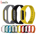 Lemado New double color Wearable wrist strap for XIAOMI MI Band 2 beautiful comfortable band wrist band