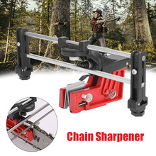 Saw Chain Filing Guide Lawn Mower Chainsaw Chain File Sharpener Grinding Guide for Garden Chain Saw Sharpener Garden Tools(China)