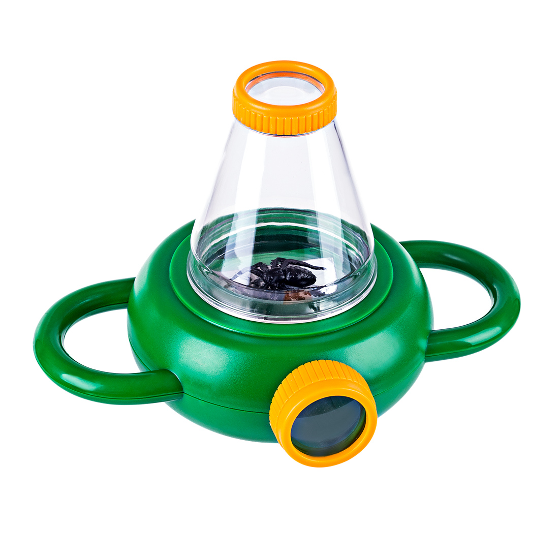 Two Way Insect Observer Children's Educational Insect Magnifying Glass Student Science Biological Observation Catcher Magn
