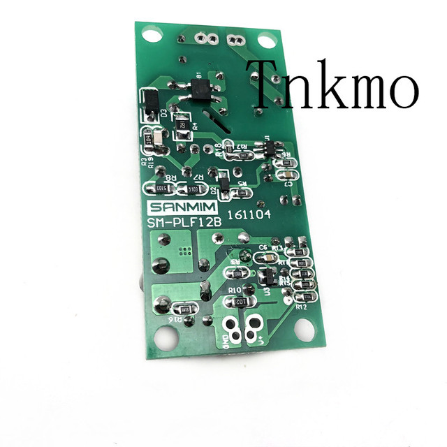 10PCS 1A 12W AC 85 265V DC Voltage Converter Switching Power Supply Board Buck Step Down Module select 12V/15V