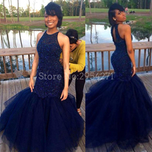 Mermaid Prom Dresses Party Dresses Sweep Train