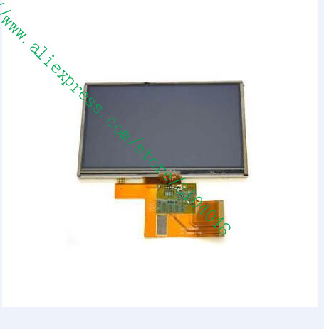 """4.3/"""" LCD Panel with Touch Screen Digitizer Fit for TomTom GO 520 630 720 730 920"""