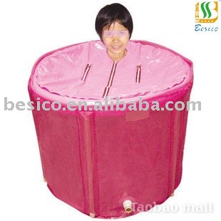 Outdoor Spa Bathtub, Portable Bathtub, Folding Bathtub