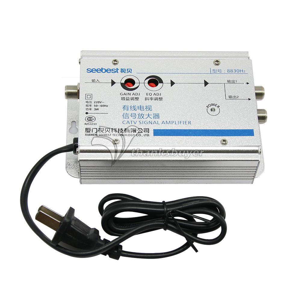Tv Signal Amplifier : Online get cheap catv amplifier aliexpress alibaba
