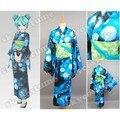 Vocaloid хацунэ мику проект дива халат кимоно мику хэллоуин косплей костюм для женщин бесплатная доставка