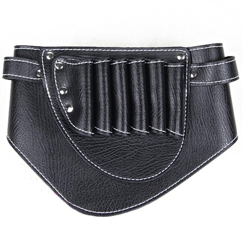 Salon Barber Scissors Bag Scissor Clips Shears Shear Bags Tool Hairdressing Pouch Holder Case Belt