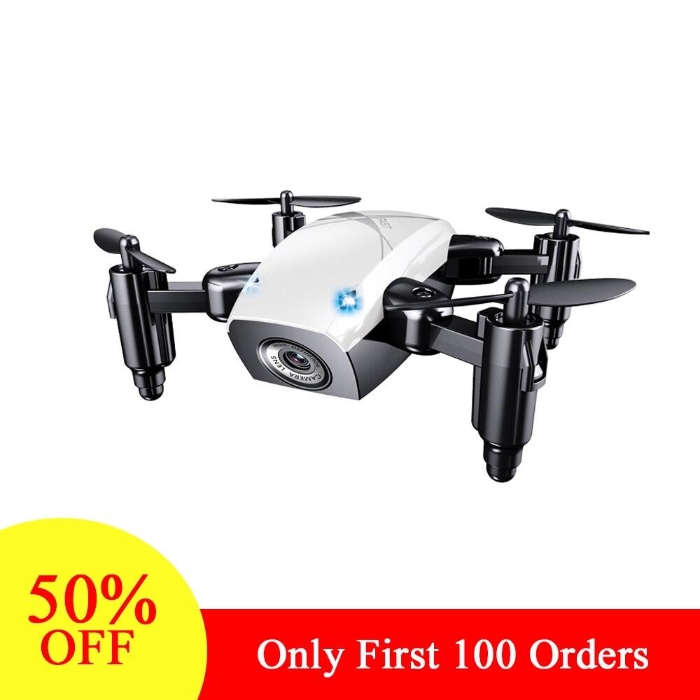WIFI FPV Mini Drone avec Caméra 2.4g 4CH 6-axe RC Quadcopter Nano Drone RC WIFI FPV Drone téléphone Contrôle Jouet cadeau De Noël