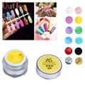U 3D UV Gel Escultura de Color Creativo Manicura de Uñas de Arte Consejo Decoración 220 Dropship