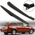 Rear Window Screen Windshield Windscreen Wiper Arm + Blade For Dodge Caravan Chrysler Town & Country 2008-2009