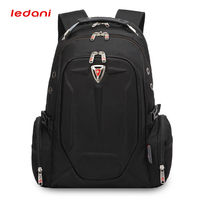 LEDANI Brand New Laptop Backpack Large Capacity Multifunction Oxford School Bags Black Men S Backpacks Air
