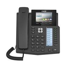 "Fanvil X5S корпоративный IP телефон 3,"" DSS экран 6SIP линии SIP телефон+ DSS модуль расширения Поддержка Bluetooth с USB Dongle"