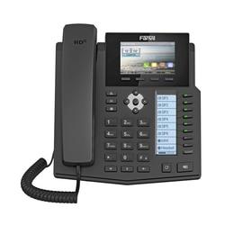 Fanvil x5s enterprise ip telefone 3.5