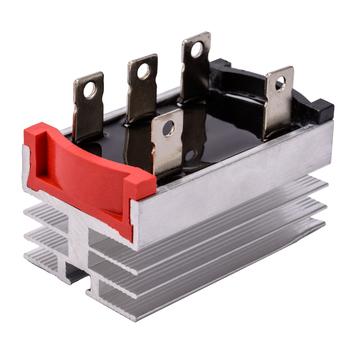 SQL5010 1000V 20A wysoki prąd trójfazowy prostownik most szybkie odzyskiwanie prostownik diodowy moduł diody laserowej dla generatora tanie i dobre opinie SHALUO