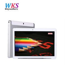 2017 newset waywalkers 9.6 pulgadas de metal shell s100 tablet pc octa core MT8752 Android 5.1 RAM 4G ROM 64G Tablet pc de Pantalla IPS GPS